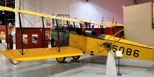 Glen H Curtis Aviation Museum in the Finger Lakes