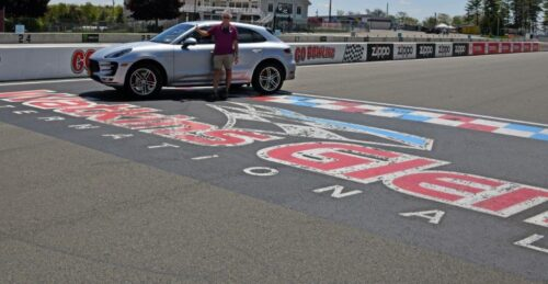 Finger Lakes Watkins Glen Race Track Tab Hauser