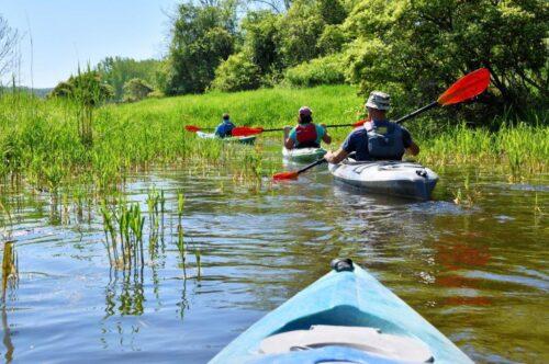 Finger Lakes Kayaking