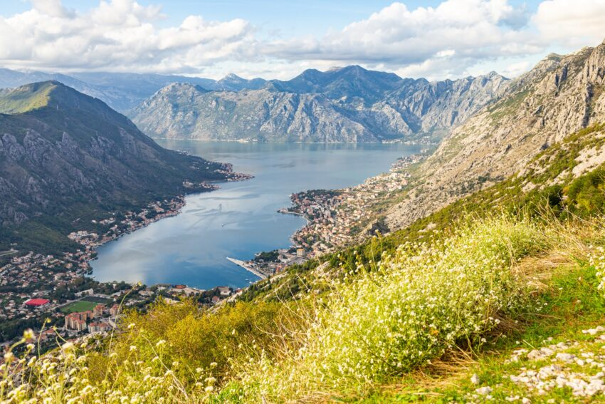 Kotor, right hand side, names the Bay and is located in one of the most secluded corners of the Adriatic Sea. Mathias Falcone photos.