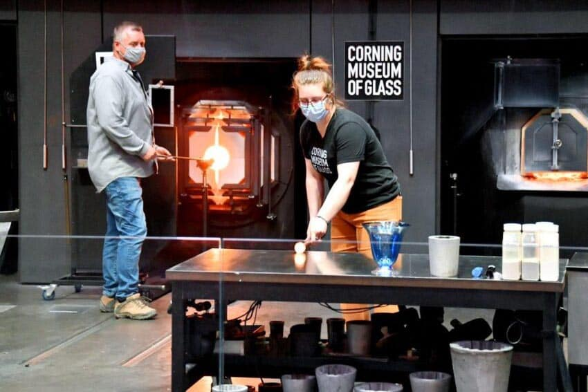 Corning, New York: More than the Glass Museum