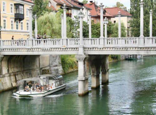A glass topped river cruise is one way to make sure you see everything.