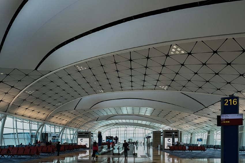 Hong Kong International Airport: $18 Billion Expansion