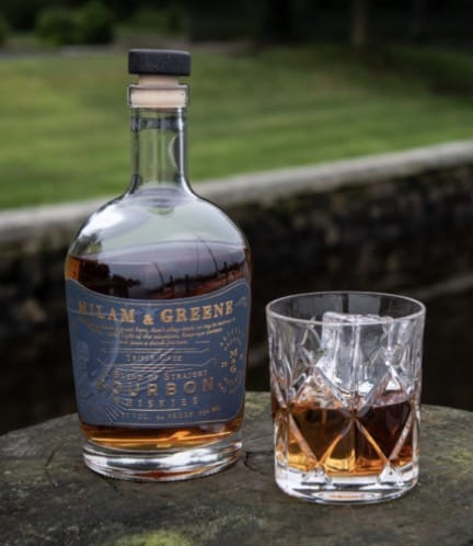 Milam and Greene bourbon