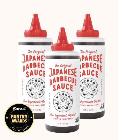 Bachan's japanese bbq sauce