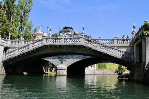 Slovenia's Ljubljana River: A Capital View
