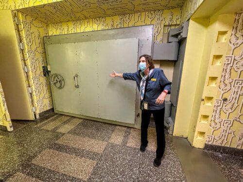 bunker door 1