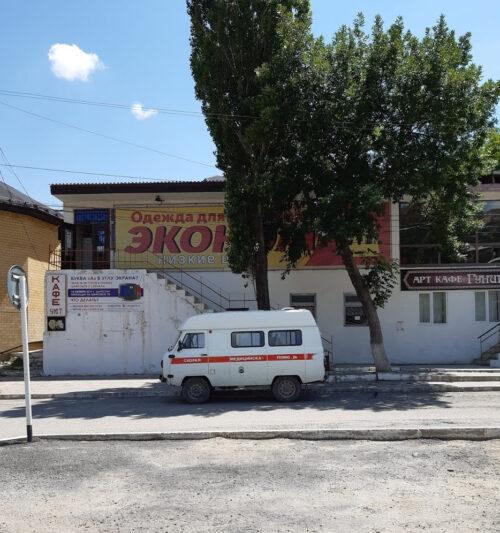 Gunib, the final town before Gamsutl in Dagestan.