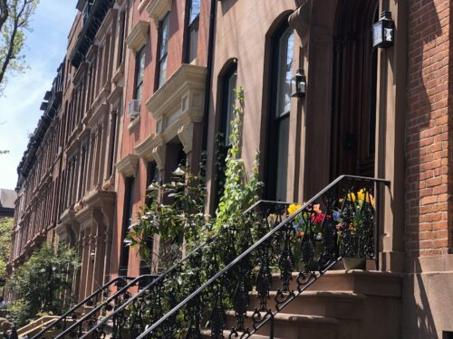 Garden Place, Brooklyn Heights.