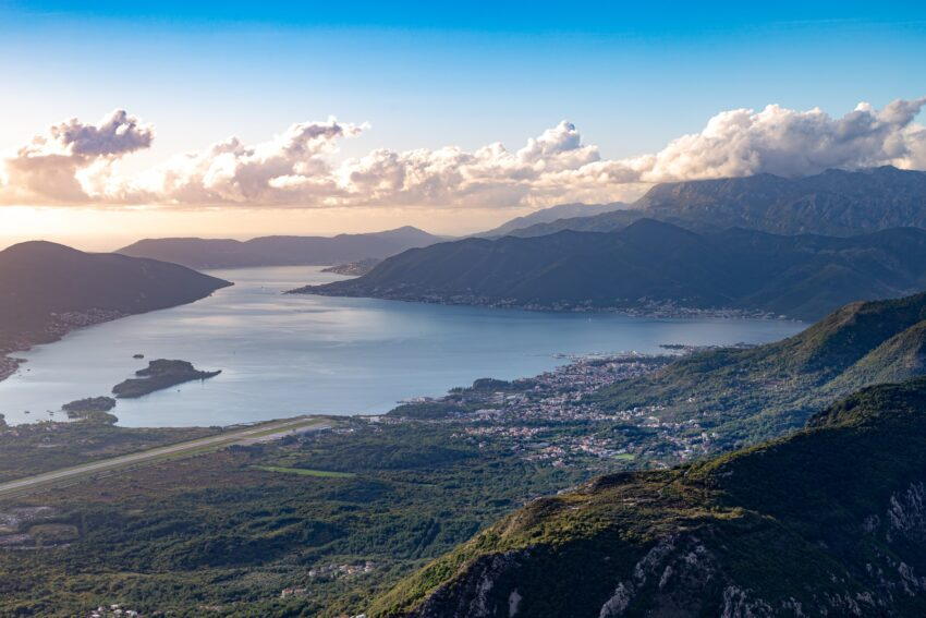 Tivat is the youngest municipality in the area and the smallest in the whole country.