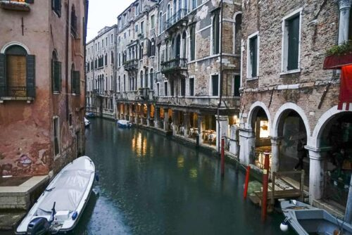 Venice in 2021: Stay Over or Pay?