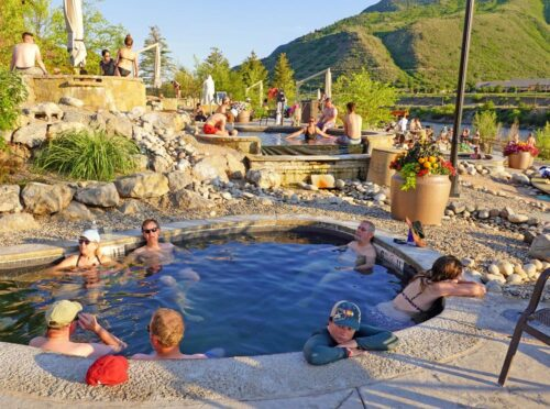 ron mtn Hot springs