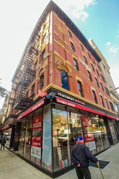 Always a new way to look at old NYC, reimagined tours with The Tenement Museum lend some perspective on the past and the present.