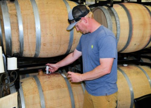 Palisade Wine Maker Corey Norsworthy