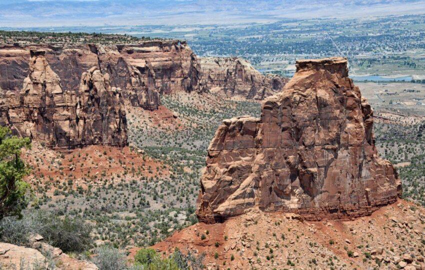 Colorado National Monument near Palisade