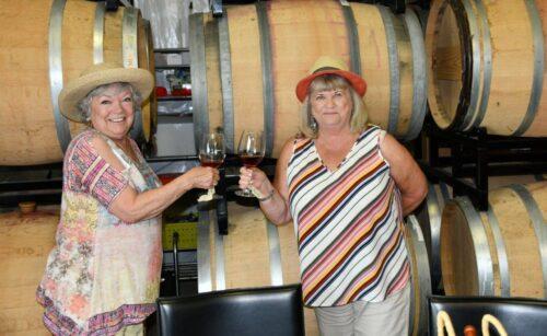 Palisade Wineries