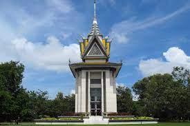 Choeung Ek Stupa (Phnom Penh, Cambodia)