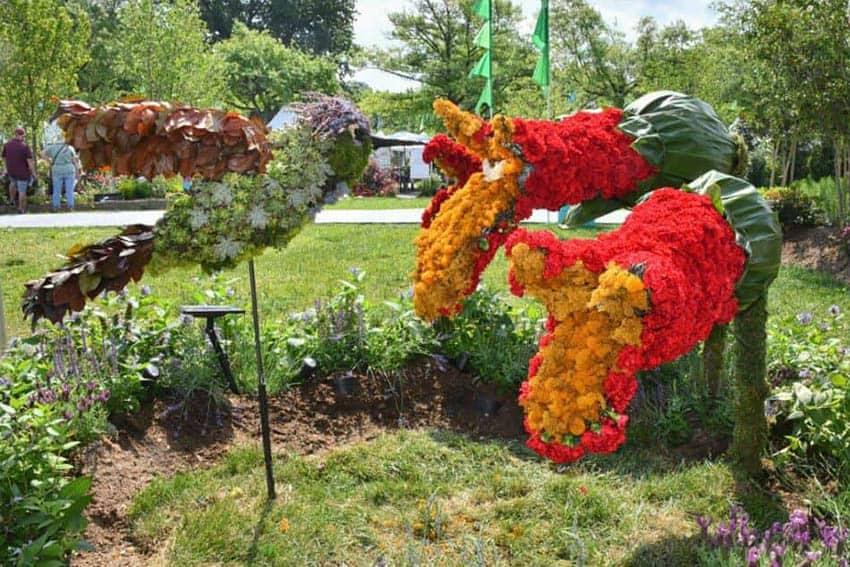 See, Sip & Taste at the Beautiful Philadelphia Flower Show
