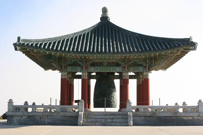 Korean Bell of Friendship (Los Angeles, CA)