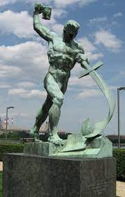 Let Us Beat Swords into Plowshares (New York City)
