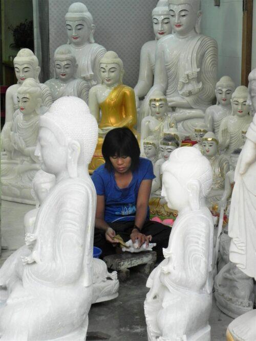Mandalay stone works