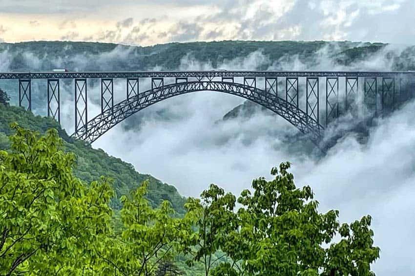 WVA's Dazzling New River Gorge