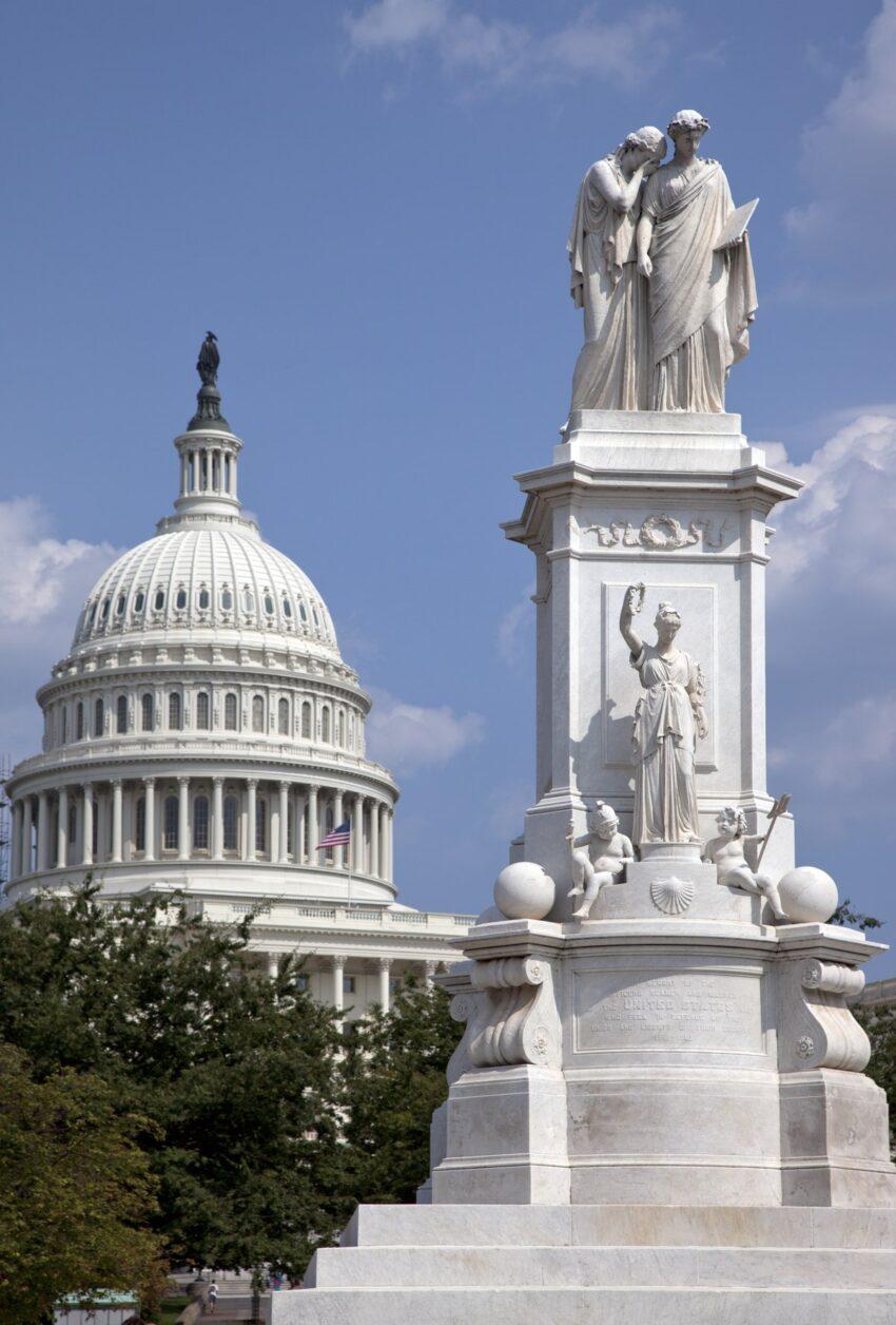 Peace Monument (Washington DC)