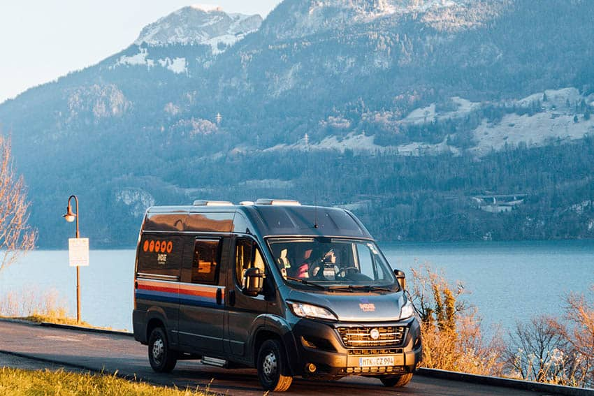 Indie Campers: Live the European Dream