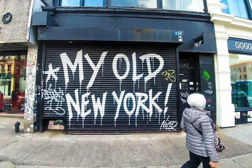 my old new york