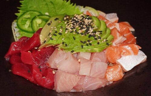 Sushi Bowl TabHauserPhoto