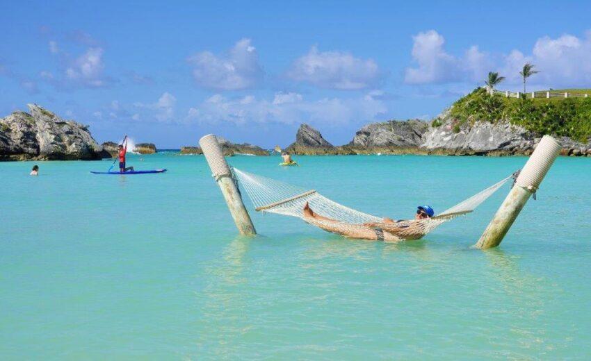 Hammock Bermuda Tab Hauser photo