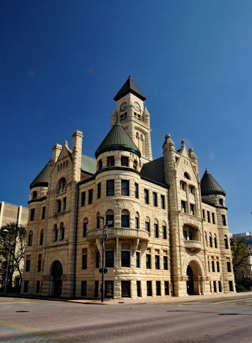 witchita The Wichita-Sedgwick County Historical Museum occupies Wichita's old City Hall building.
