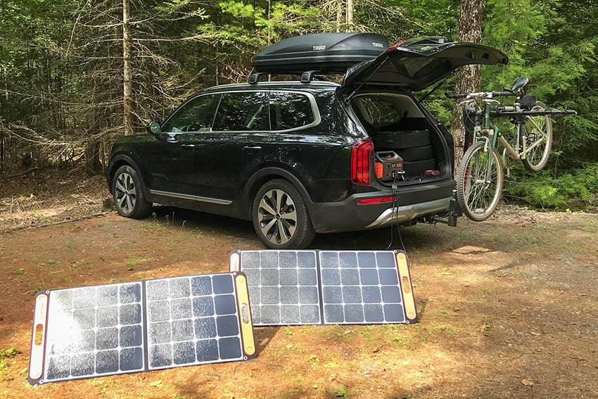 RVing in a Smaller Vehicle: Car Glamping for Anyone