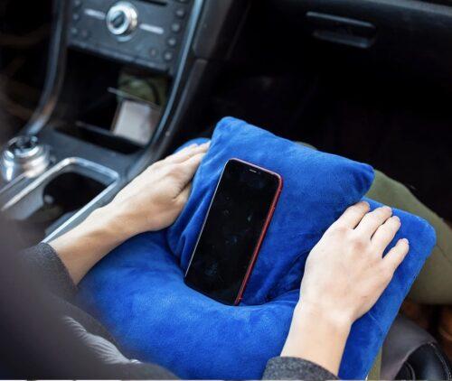 Versillo phone holder pillow