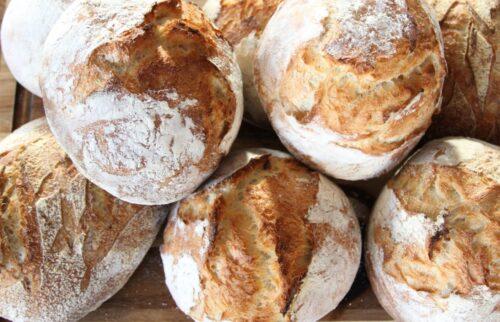Peche Palisade Bread