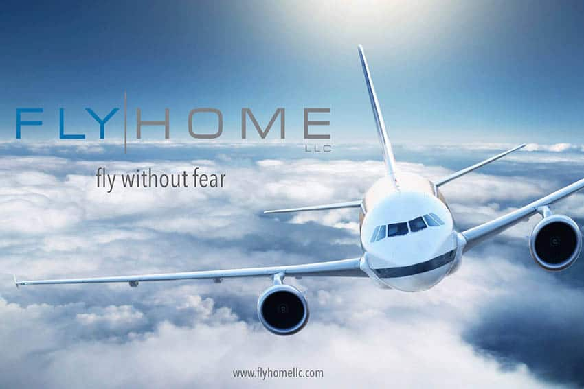 Fly Fearlessly with FlyHome