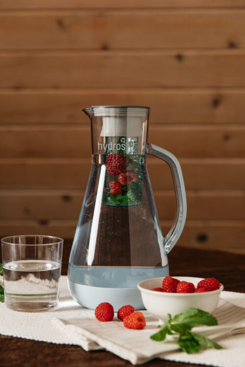 Hydros water filter pitcher