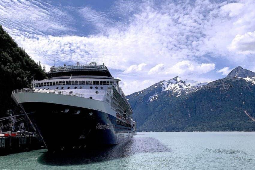 Celebrity Millennium Cruise to Alaska, 'America's Last Frontier'