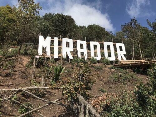 Mirador San José del Pacifico, Mexico