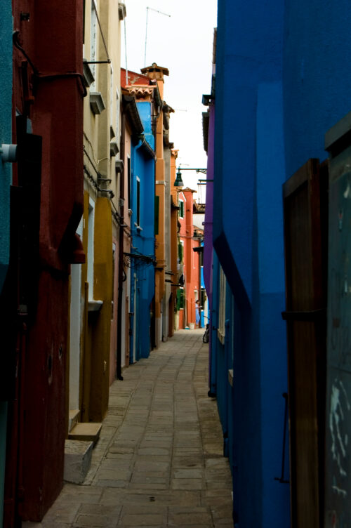Talk a walk down the narrow back alleys