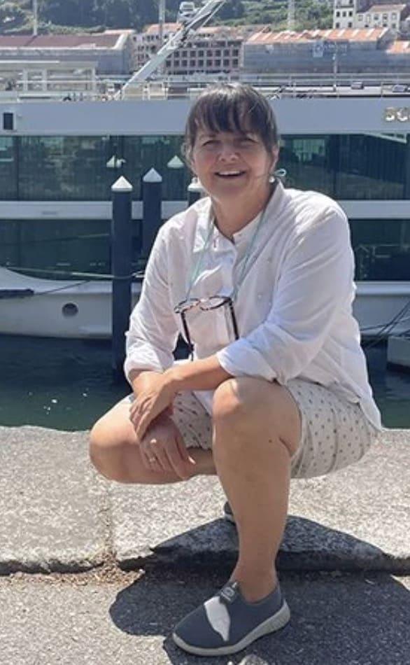 Maria Andrada of Scenic Cruises in Porto, Portugal.