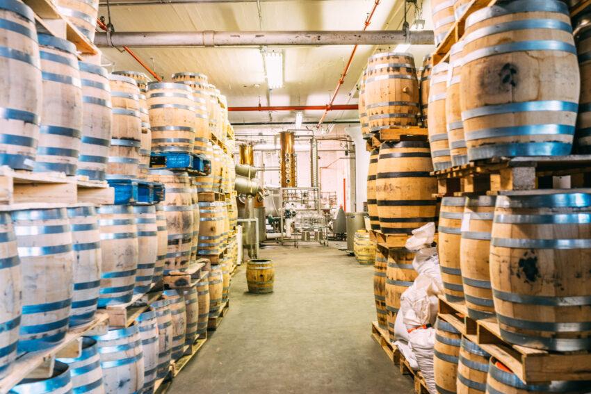 Distilleries in NYC: Taste the Secrets of the Roaring '20s