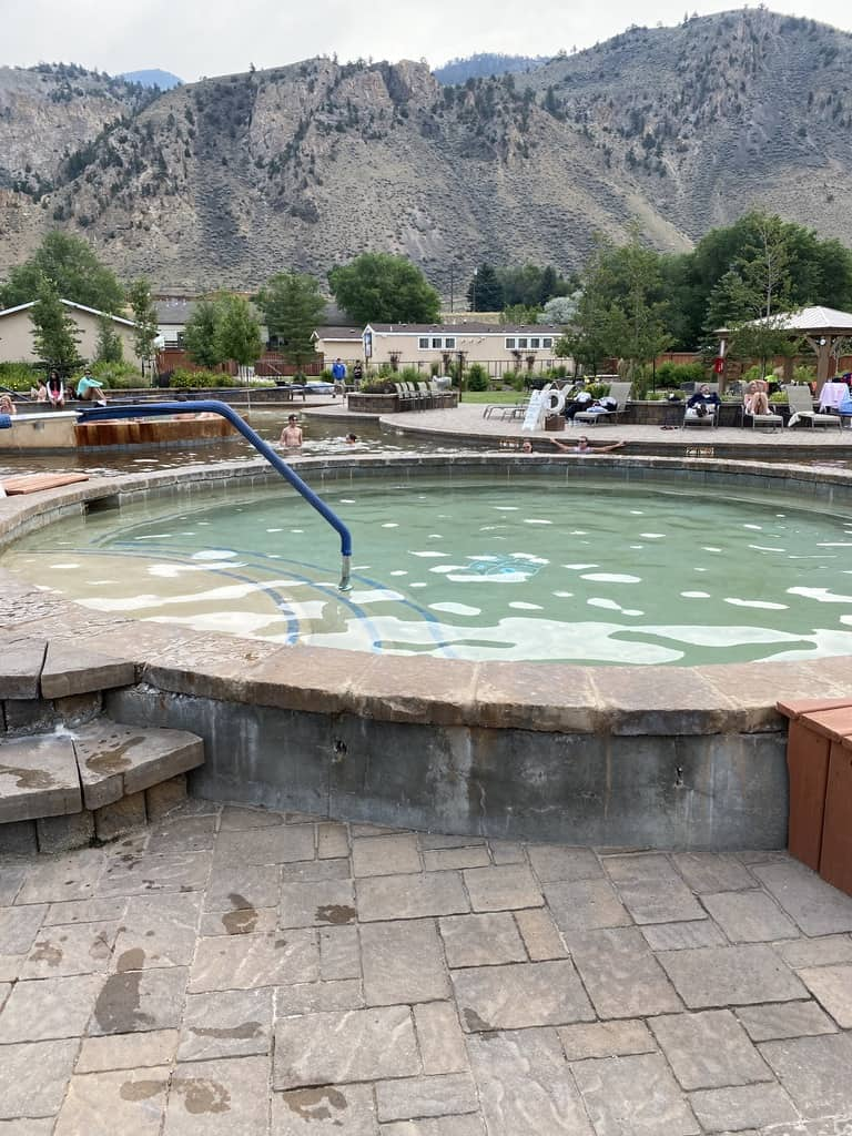 Yellowstone HS Cold Plunge©Fossland