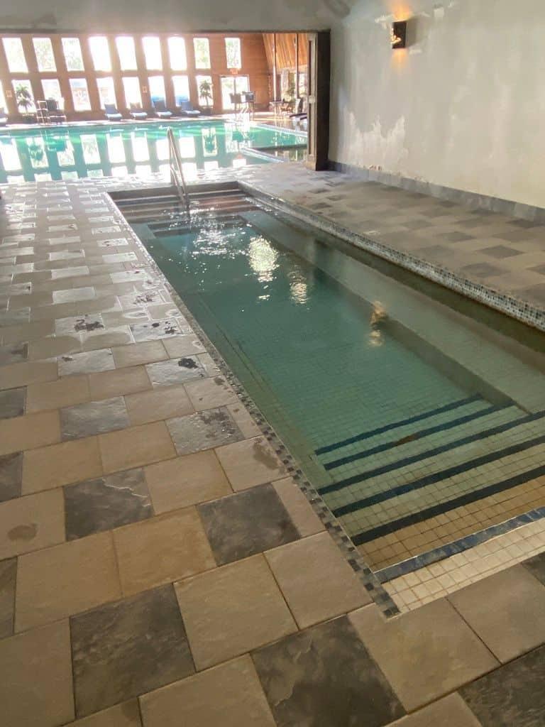 sleeping buffalo hot pool