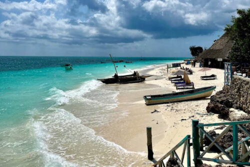 Zanzibar's Sleepy Stone Town