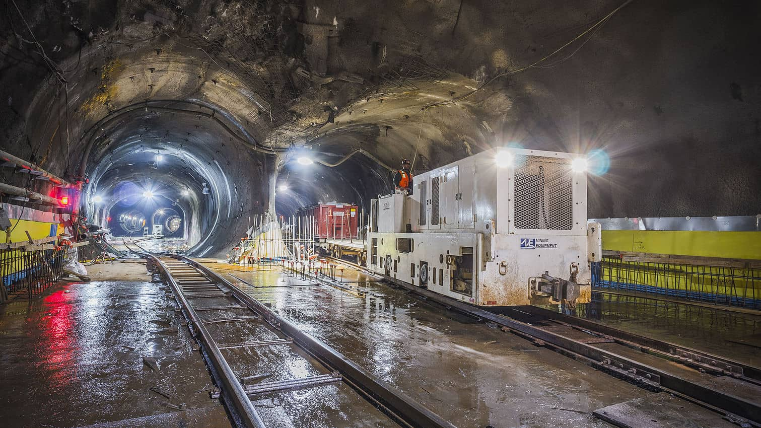 East Side Access Project. Rehema Trimiew photo.