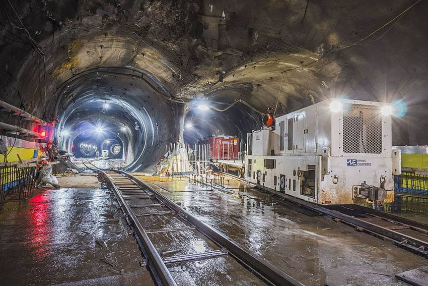 Underneath Grand Central: NYC's Vast East Side Access Project