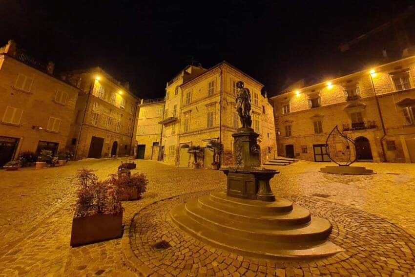 Offida, Recognized as one of Italy's Most Beautiful Towns