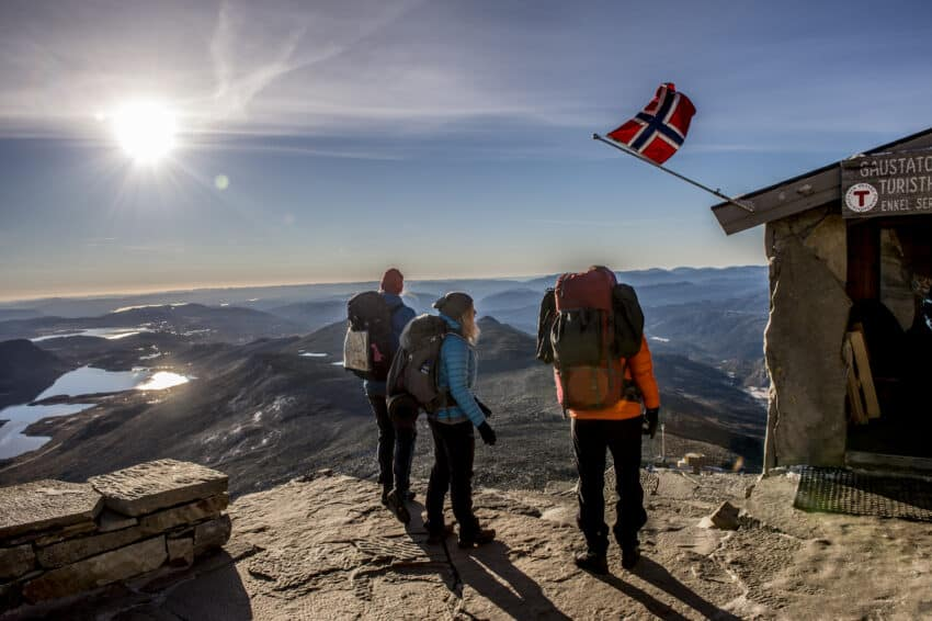 Norway's Greatest UNESCO Road Trip